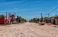 Streets of Rocky Point Mexico